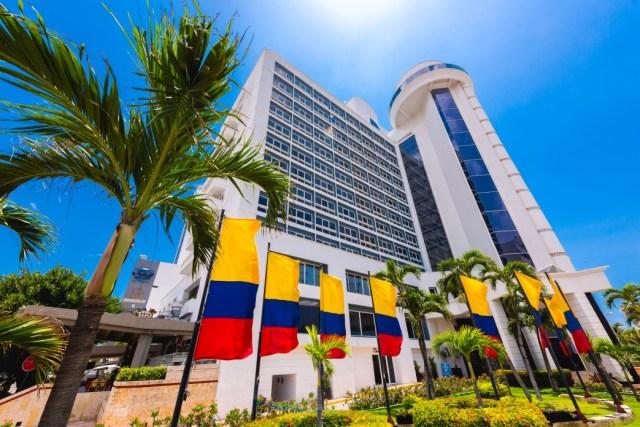 Hotel Almirante en Cartagena
