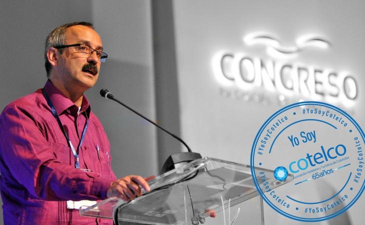 Gustavo Toro, Presidente de COTELCO