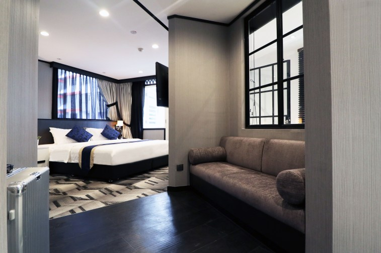 Boutique Hotel Singapore Suite