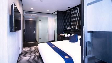 Singapore Boutique Hotel Deluxe Double Balcony