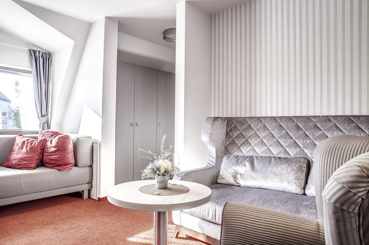 Luxusny hotelovy interier