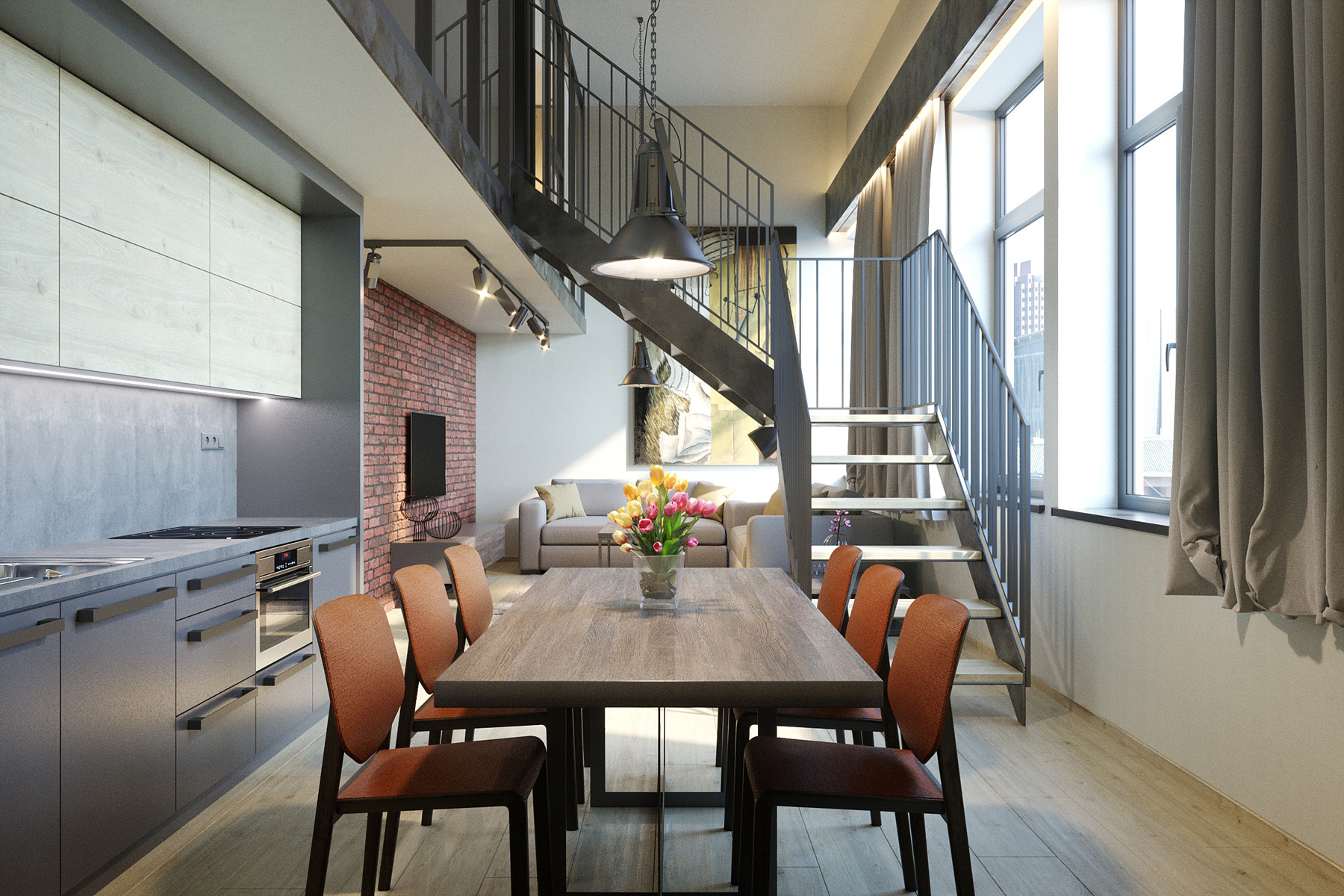 dizajn loft apartmanu (4)