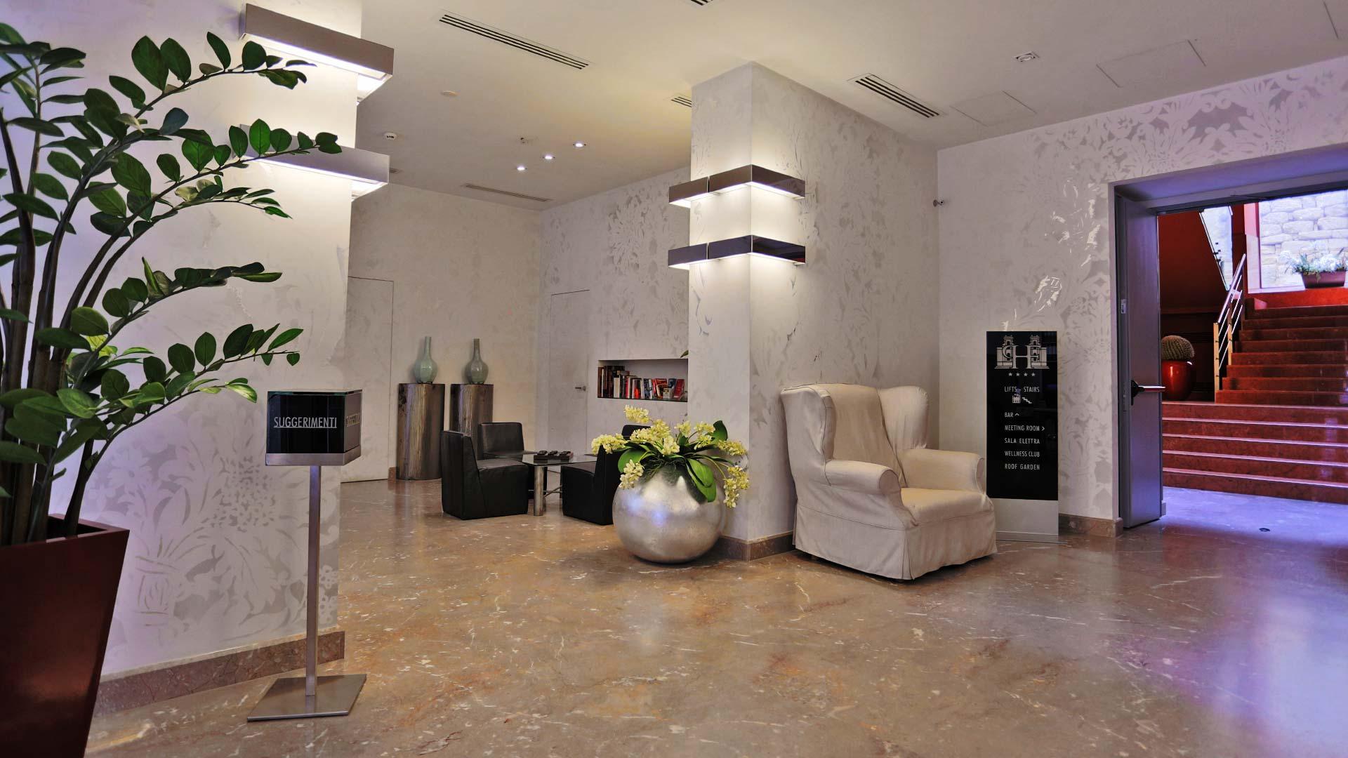 Hotel Porta Felice  Boutique Hotel 4 Stelle Palermo Centro