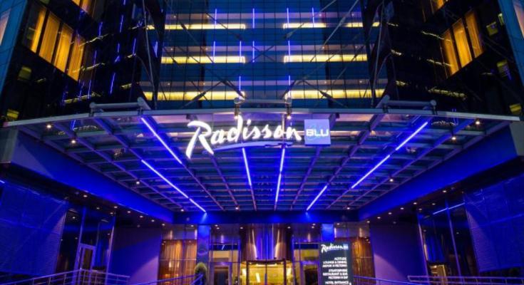 Radisson Blu Sheremetyevo Airport Hotel, Moscow