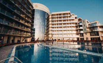Каникулы с 1 по 10 мая в Анапе в отеле Grand Hotel Anapa.