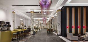 Hotel Reichshof Hamburg - Lobby