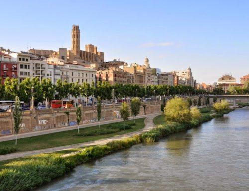 Hoteles en Lleida centro entre los diez mejores destinos