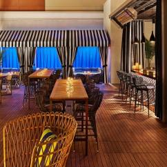 Hotels With Kitchens In San Diego White Bench For Kitchen Table Topside Terrace Bar Hotel Republic