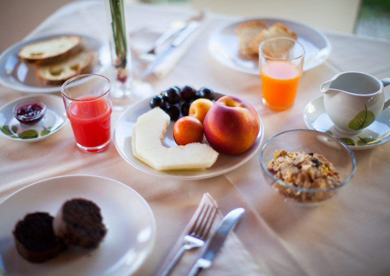 tavolo colazione - hotel b&b