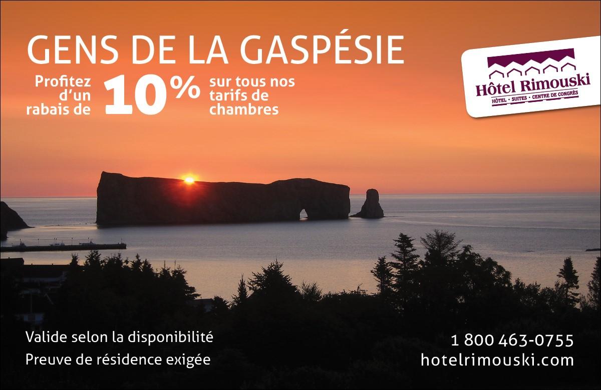 Gaspsie 10 %