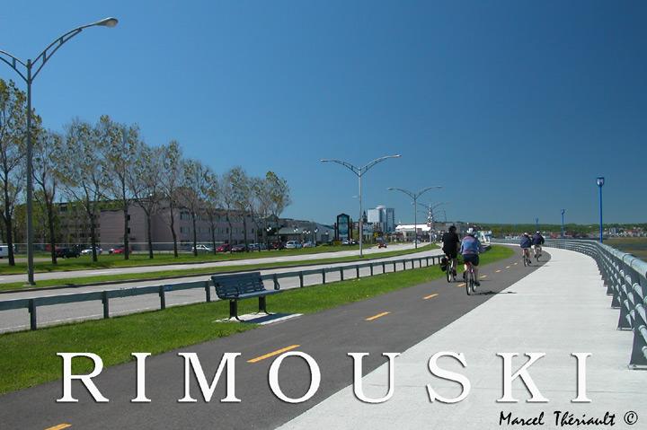 Rimouski promenade
