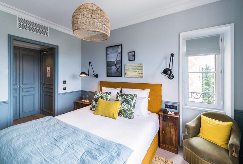 Hotelzimmer im Schlosshotel