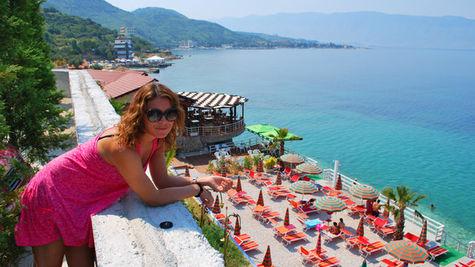 Septembre: parfait pour des vacances sur la Méditerranée.