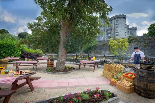 River Court Hotel Restaurant in Kilkenny.