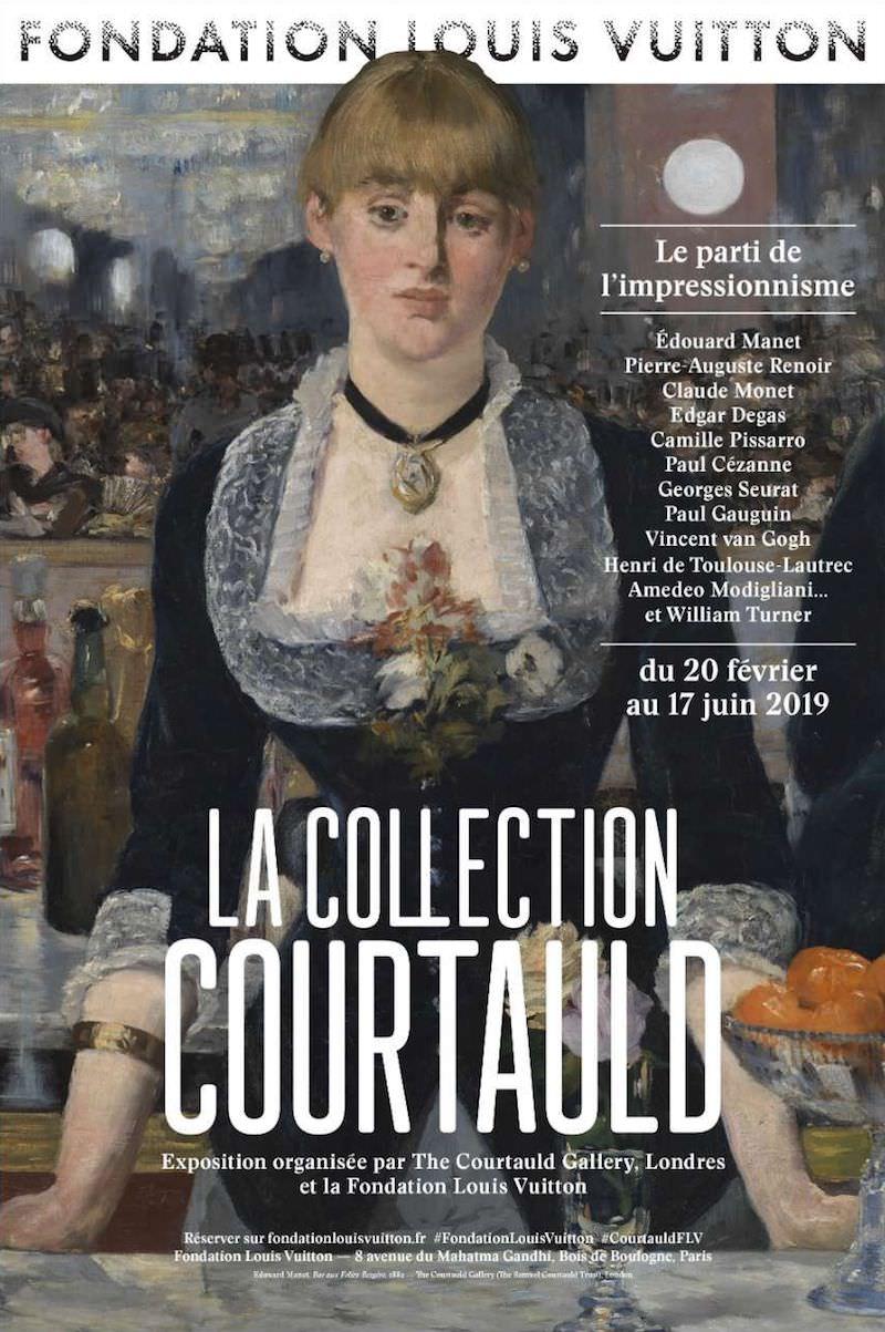 Collection Courtauld Fondation Louis Vuitton : collection, courtauld, fondation, louis, vuitton