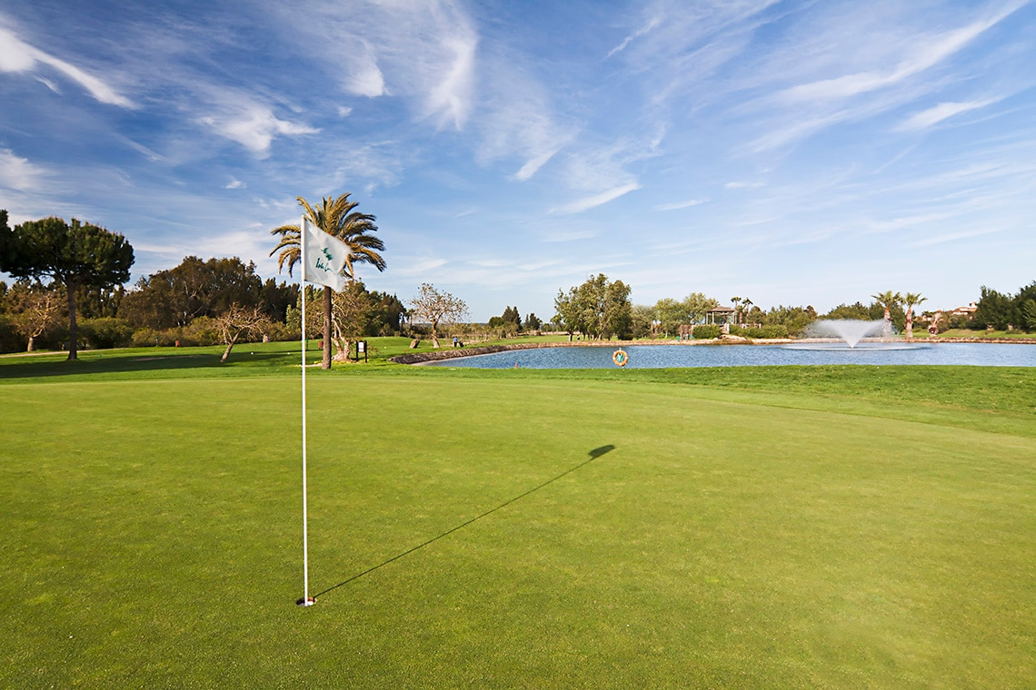 Galerie dimages Golf Club Isla Canela  Terrain golf Huelva