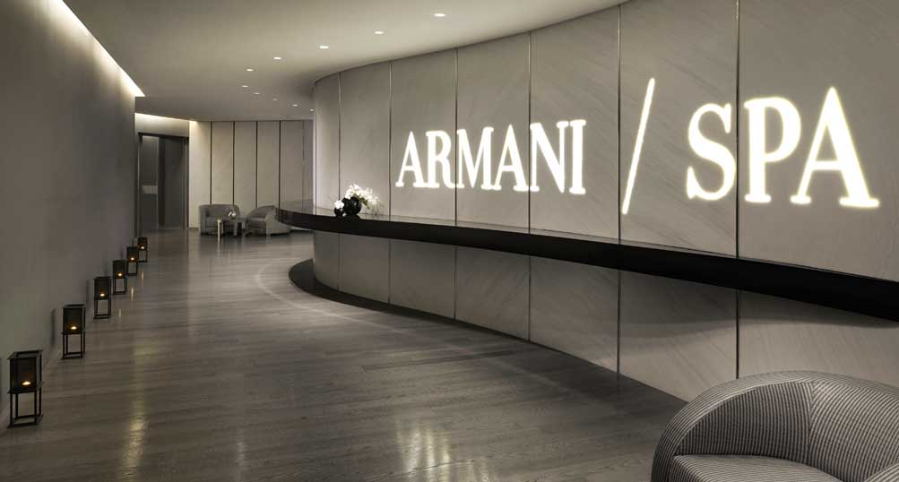 Armani Hotel Dubai  Hotels  Style