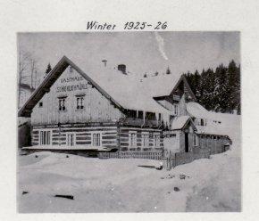 Hotel Šerlišský mlýn - Historie - Padesátá léta