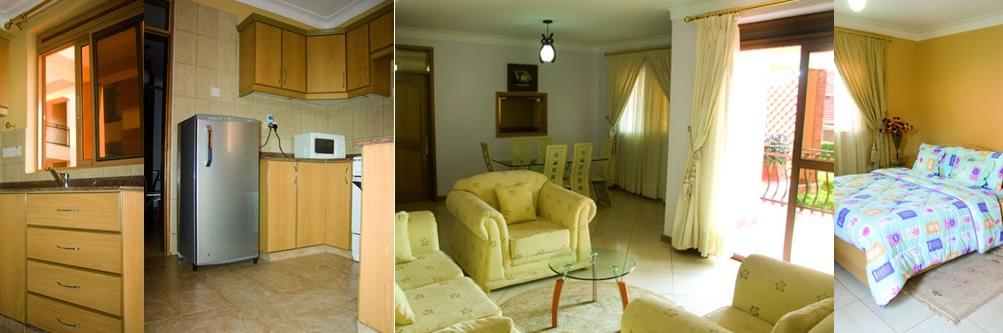 Castle Apartments Bukoto