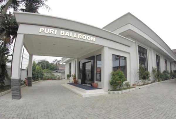 Hotel Puri Mega Jakarta Pusat