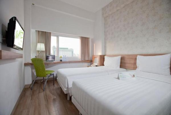 Whiz Hotel Cikini Menteng Jakarta Pusat