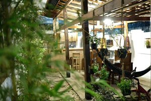 Wood Stone Hostel Yogyakarta