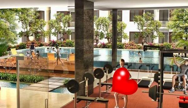 1. Sudirman Suites Bandung
