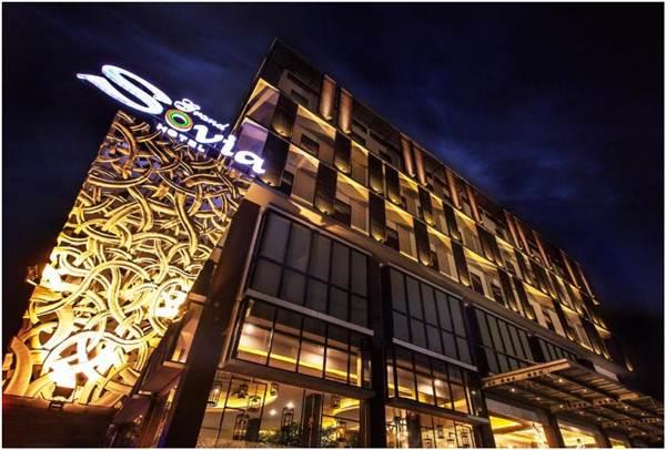 View Gedung Grand Sovia Hotel Bandung