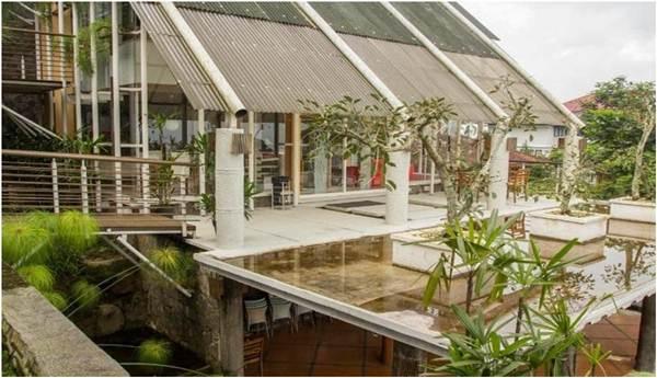 View Villa Air Natural Resort Lembang