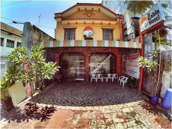 Kamar The Cabin Hotel Bhayangkara Jogja
