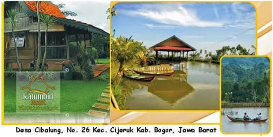 Katumbiri Resort Cijeruk Bogor