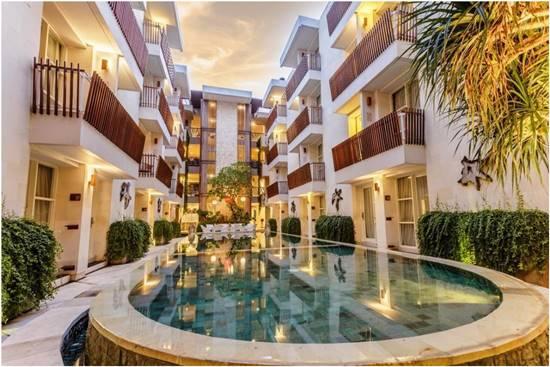 Hotel Adhi Jaya Sunset Road Kuta