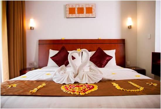 Kamar Grand Kuta Hotel and Residence
