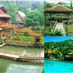 1. Hotel Kampung Pa'Go Resort
