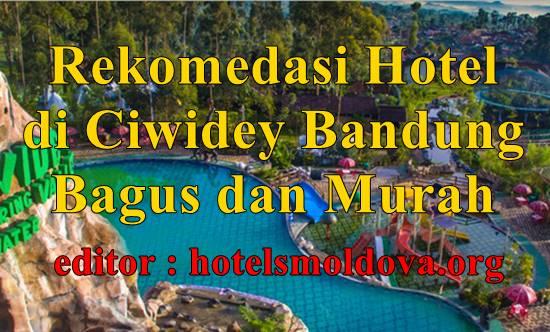 Rekomendasi Hotel di Ciwidey Bandung Yang Bagus dan Murah