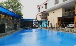 10. Hotel Arjuna Puncak Bogor