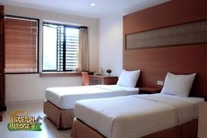 Hotel Taman Safari Lodge Puncak