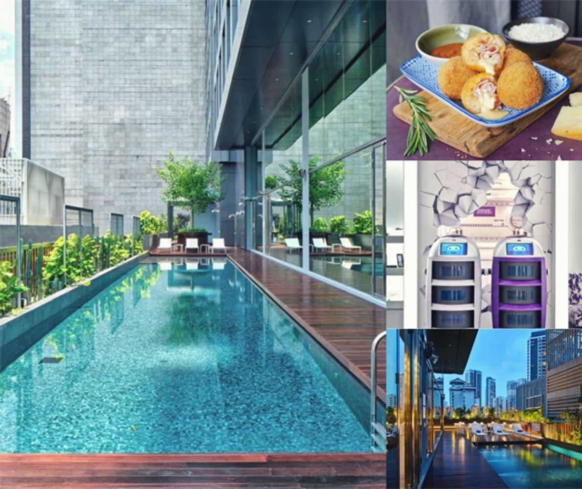 Hotels Near Orchard Road Singapore_YOTEL Singapore Orchard Road