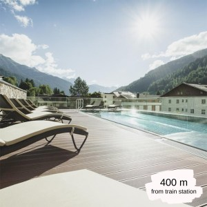 Hotels Near Trains | St Anton am Arlberg | Hotel Schwarzer Adler