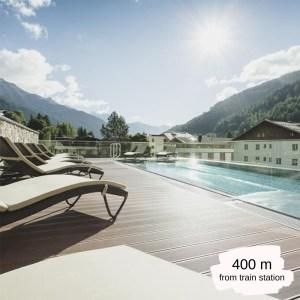 Hotels Near Trains | St Anton am Arlberg | Hotel Schwarzer Adler