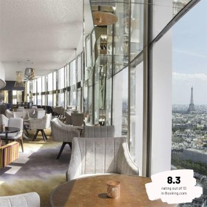 Hotels Near Trains | Paris | Eiffel Tower | Hyatt Regency Paris Etoile