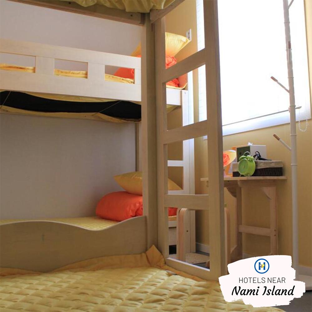 Hotels Near Trains | Egg House Namisum Guesthouse