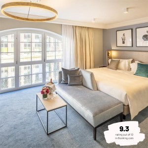 Hotels Near Trains | Hamburg | Fraser Suites Hamburg