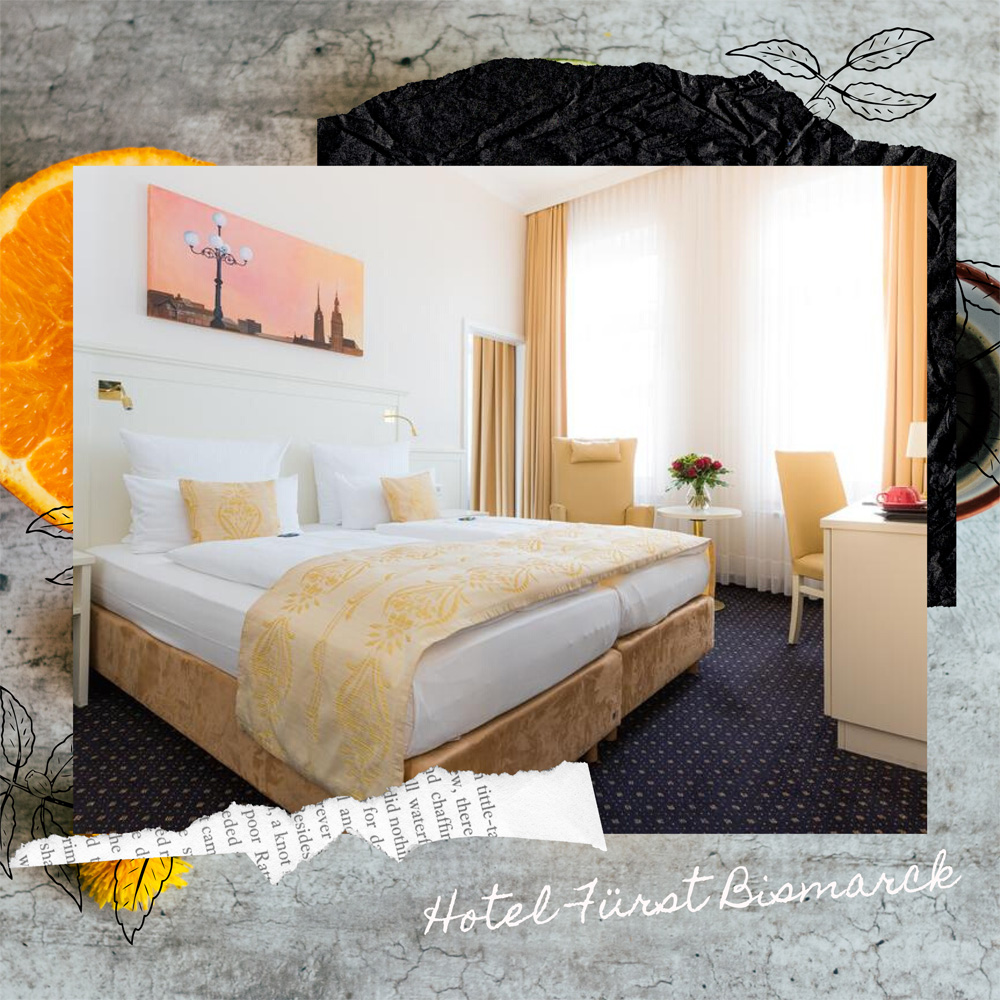 Hotels Near Trains | Hamburg | Hotel Fürst Bismarck
