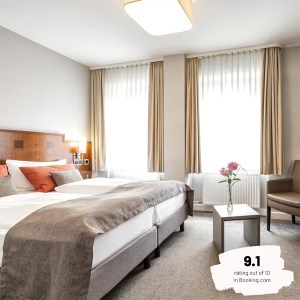 Hotels Near Trains | Hamburg | Hotel St. Annen