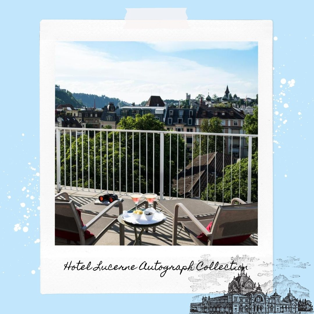 Hotels Near Lucerne Train Station - Hotel Lucerne Autograph Collection