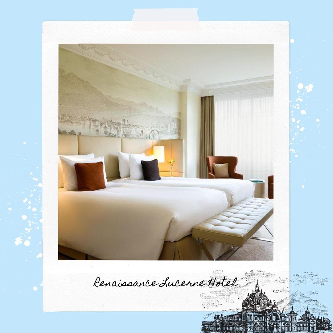 Hotels Near Lucerne Train Station - Renaissance Lucerne Hotel