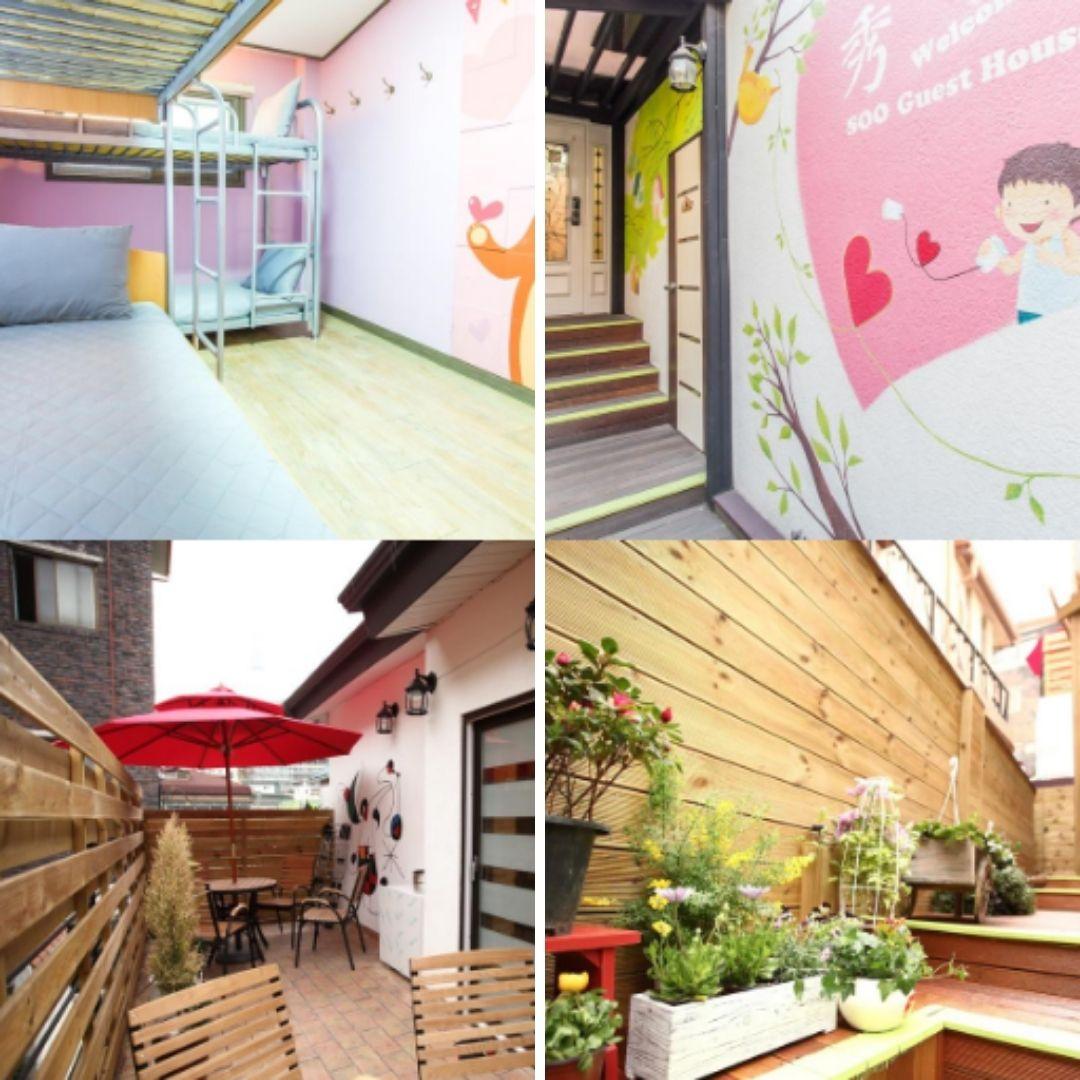 Hotels Near Myeongdong Station - Myeongdong Soo Guesthouse