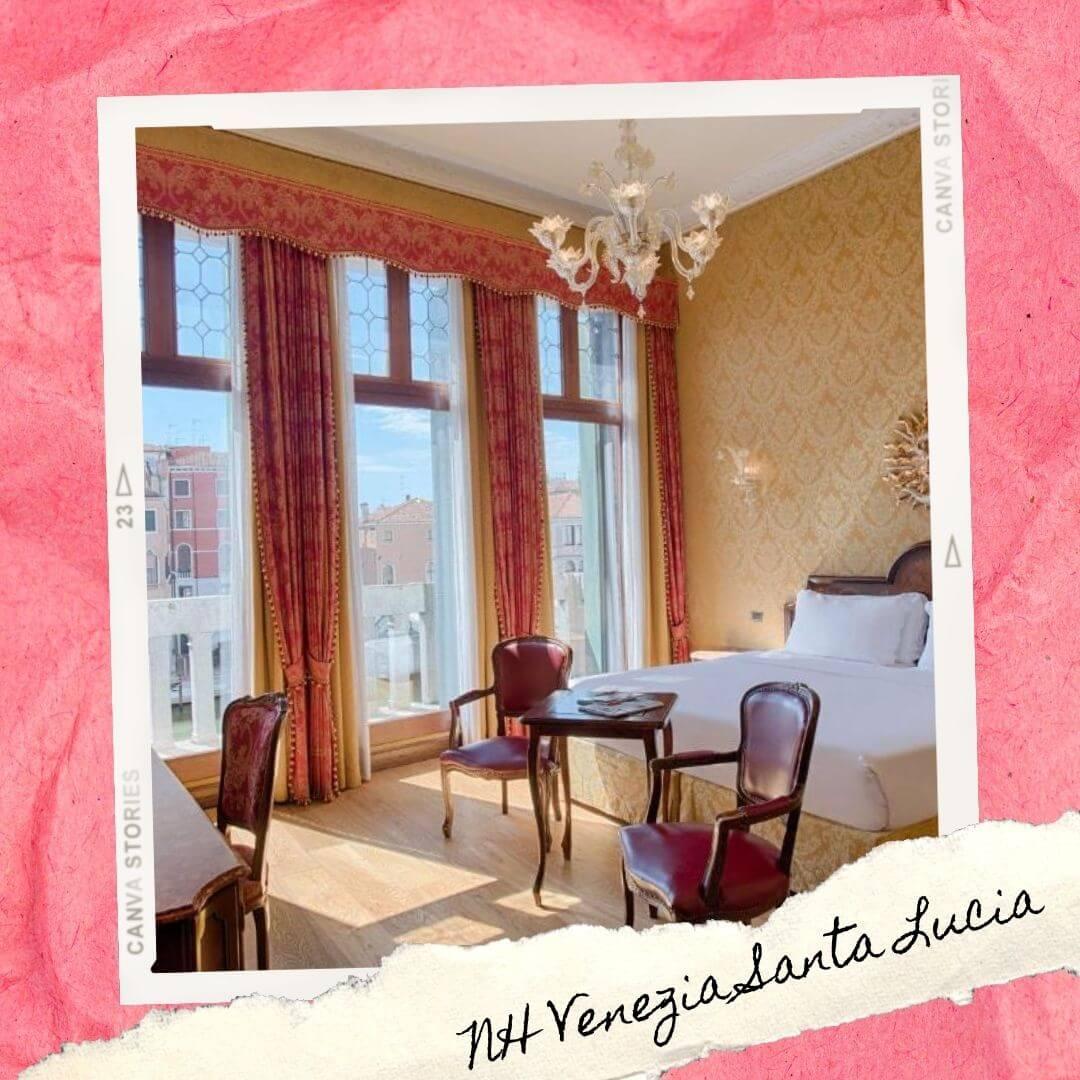 Hotels Near Trains - Venezia Sta Lucia - NH Venezia Santa Lucia