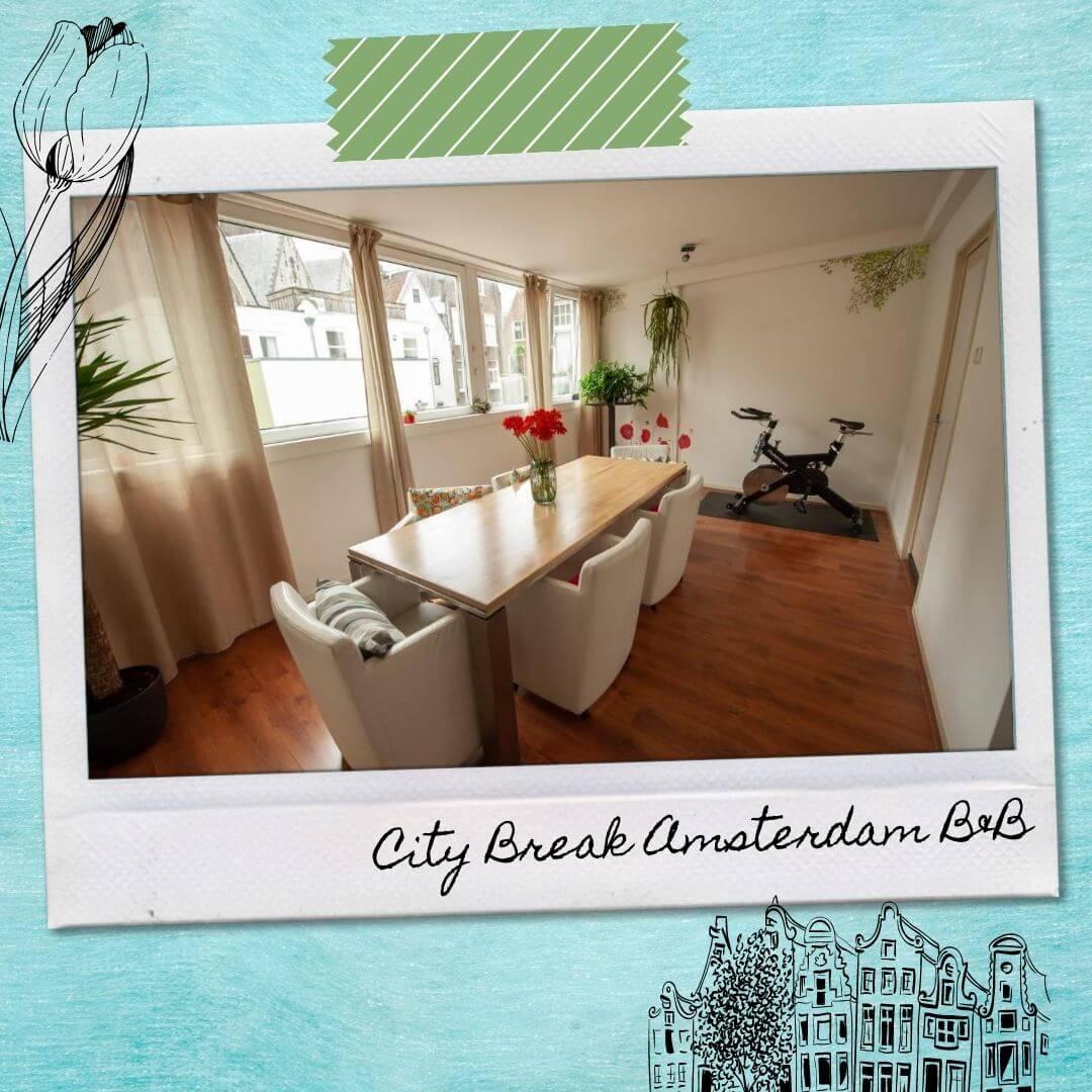 Hotels Near Amsterdam Central Train Station - City Break Amsterdam B&B